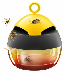 Tescoma Wespenfalle für Tisch Haus & Garten zur Wespenabwehr gegen Wespen
