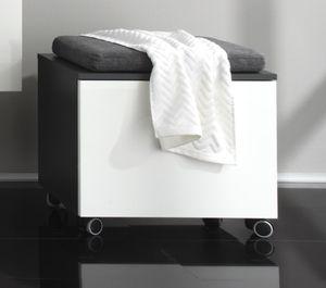 TrendTeam Sitzcontainer - Modell: Beach, B/H/T: 55 / 47 / 34 cm, 143857203