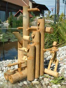 Bambus Wasserspiel 12036