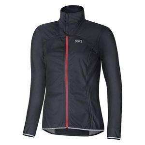 GORE Wear C3 Windstopper Trainingsjacke Schwarz - Damen, Größe:38
