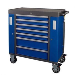 PROJAHN Bestückter Werkstattwagen SPACE, 7 Schubladen, 320tlg, PR7901-541
