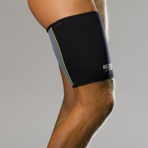 Select Sport Elastische Oberschenkelbandage - schwarz, Größe:S