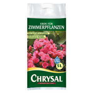 Chrysal Erde für Zimmerpflanzen 5 Liter
