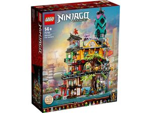 LEGO® Ninjago Die Gärten von NINJAGO City™ 71741