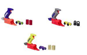 Hasbro Nerf Nitro Throttleshot Blitz (Farbauswahl) grau