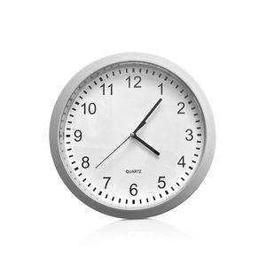 Uhren Safe Tresor Silber Geldkassette Wanduhr Geld Schmuck Geheimversteck Uhrensafe Geldversteck Küchenuhr Geheimfach