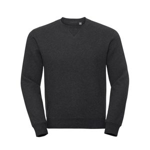 Russell Herren Authentic Meliertes Sweatshirt PC3634 (3XL) (Graphit meliert)