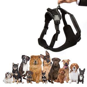 S Hundegeschirr Dog Brustgeschirr No-Pull Einstellbar Gepolstert Powergeschirr für Hunde kleine / mittlere / große / Hunde