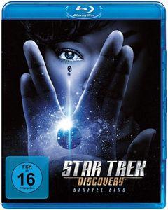Star Trek: Discovery Season 1 (BR) Min:  DD5.1WS