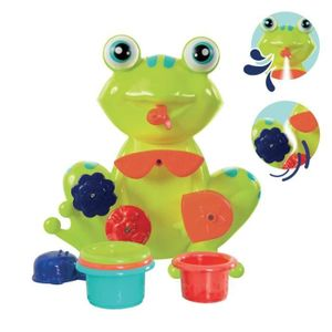 LUDI Badespielzeug Froschbox
