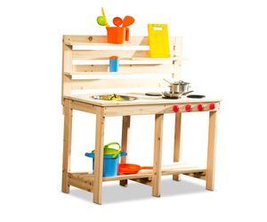 Coemo Matschküche Outdoor-Küche für Kinder