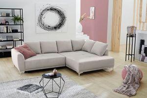 Jockenhöfer Sofa Foggia lichtgrau