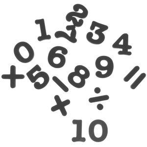 1 Set Zahlen Kühlschrankmagnet Spielzeug
