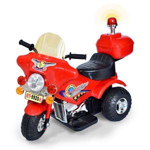 Elektromotorrad für Kinder ab 3 Jahren   Kinderfahrzeuge Elektroauto Motorrad für Kinder Elektrofahrzeuge Kinderdreirad E-Scooter Kinderroller Elektrospielzeug   Kindermotorrad mit Akku