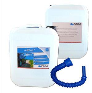 Adblue® SCR Harnstofflösung 2 x 10L mit Ausgießer