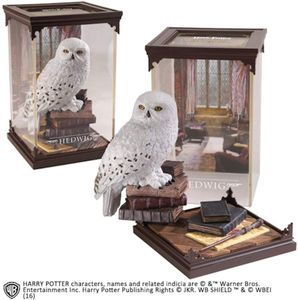 Noble Collection Harry Potter Magical Creatures Statue Hedwig 19 cm NOB7542