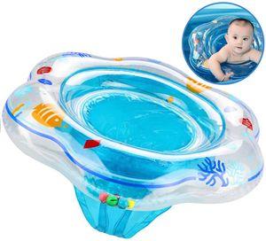 Aufblasbare Baby Schwimmring, Schwimmring Pool Schwimmen Float mit Schwimmsitz für Kinder Planschbecken, Baby Schwimmring Schwimmhilfe mit PVC für Baby von 6 bis 36 Monate