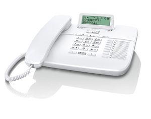 Gigaset DA710, Analog, Weiß, Wand, Digital, 2,5 mm