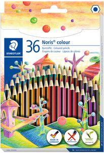STAEDTLER Buntstift Noris Colour 36er Kartonetui