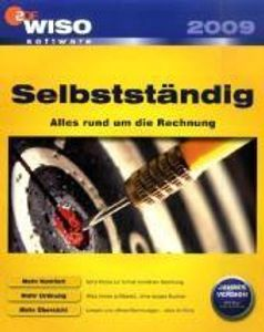 WISO Selbstständig 2009, CD-ROM