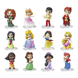 Disney sammelfigur Prinzessin Comics Mädchen 5 cm 4-teilig