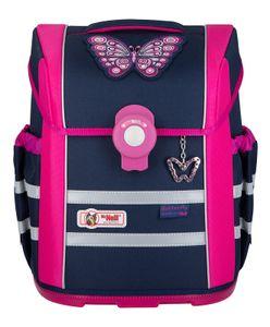 McNeill Ergo Mac Schoolbag Butterfly