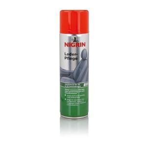 NIGRIN Leder-Pflege, reinigt, pflegt und schützt, 400 ml, Menge: 1 (Neu)