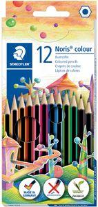 STAEDTLER Buntstift Noris Colour WOPEX 12er Kartonetui