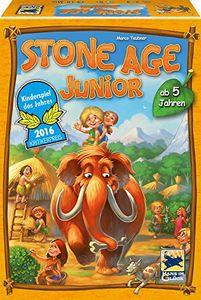 Hans im Glück Kinderspiel Strategiespiel Stone Age Junior 48258