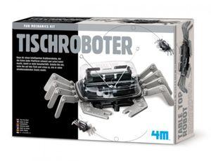 4M HCM68466 - Tischroboter, Bausatz, Lernspiel, Experimentieren 4018928684666