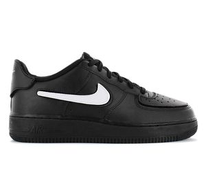 Nike Air Force 1 - AF 1/1 PATCH PACK - Damen Schuhe Schwarz DB2812-001 , Größe: EU 40