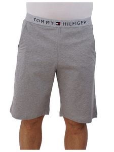 Tommy Hilfiger Herren Hose Jersey Short Gr. XL Grau UM0UM01203-004