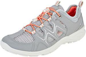 ecco Terracruise Damen Low Sneaker Grau Schuhe, Größe:42