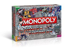 Monopoly Transformers retro
