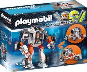 Playmobil Agent T.E.C.s Mech