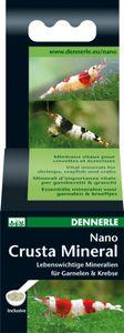 Dennerle Nano Crusta Mineral 35g   Mineralien für Gesundheit und Farbenpracht von Garnelen und Krebsen