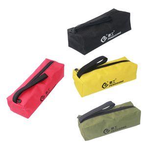 4pcs Oxford Werkzeugtasche Werkzeugrolltasche Rolltasche Werkzeug Tasche mit Reißverschluss