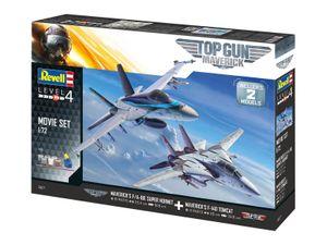 Revell 05677 1:72 Gift Set - Top Gun Movies