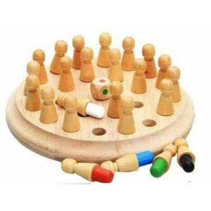 Natural Games Memory Holzsteckspiel