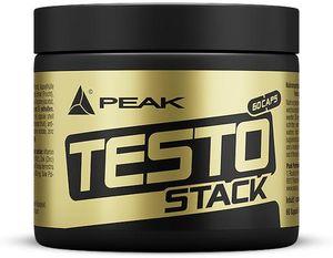 Peak Performance Testo Stack, 60 Kapseln Dose