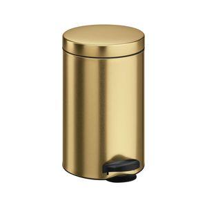 Meliconi NEW LINE 14L Goldbehälter - ausgestattet mit einem herausnehmbaren Eimer und Pedal