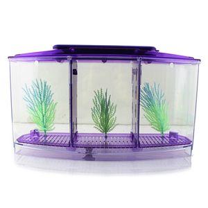 Betta Bowl Aquarium Mini Aquarium Kit Acryl Aquarium