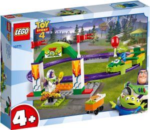 LEGO® 4+ Buzz wilde Achterbahnfahrt, 10771