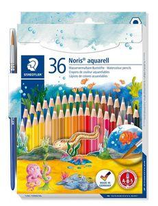 STAEDTLER Farbstift Noris Club aquarell 144 36 St./Pack.