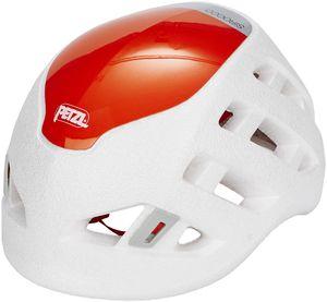 Petzl Sirocco Kletterhelm weiß/orange Kopfumfang 1 | 48-58cm