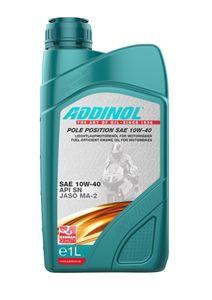 ADDINOL POLE POSITION 10W40 / 1 Liter Flasche