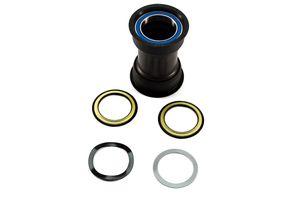 FSA Tretlager Press Fit Innenlager B3155 68–86,5 mm Blau inkl. Kleinteile