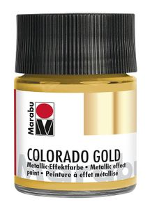 Colorado Gold, Marabu, Metallic Gold 50ml