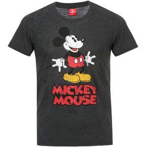 T-Shirt Disney's - Mickey Mouse - Micky Maus - Classic, Größe:S