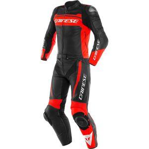 Dainese Mistel Black Matt / Fluo Red / Black Matt 58